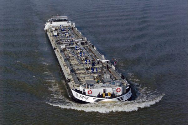 Vacature 1e kapitein RVS tanker